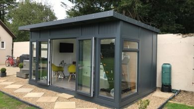 Photo of Look for Your Best Options for Garden Office Making