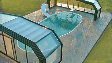 Photo of  Retractable Pool Cover: Your Pool-Top Water Heroes