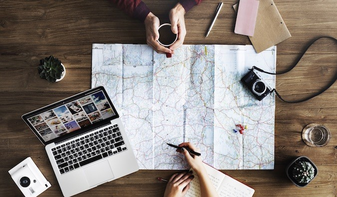 Photo of Make Travel Planning a Snap