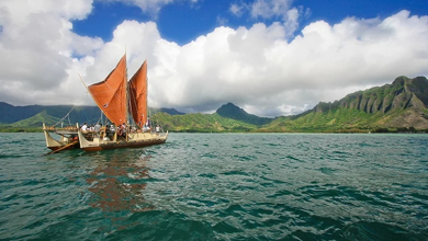 Photo of Learn To Navigate Around The World From A Traditional Hawaiian Canoe