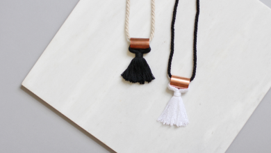 Photo of Tassel Necklace DIY: Is It Possible?